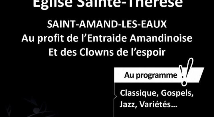 concert saint-Amand